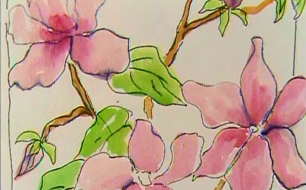 Art Lessons V3  b Art Lessons for Children - Vol.  3 More Fun With Watercolors