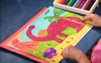 Art Lessons V4  b Art Lessons for Children - Vol. 4 Felt Pen Fun