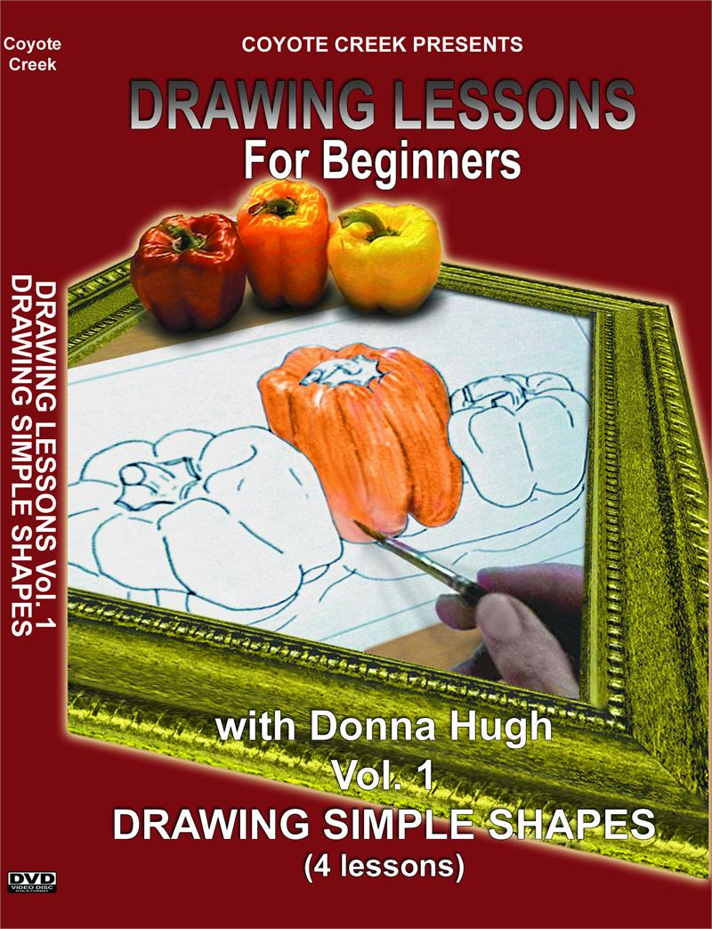 Drawing Lessons for Beginners Series