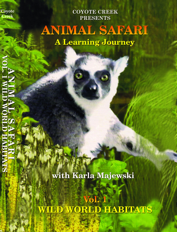 animal safari vol 1 Animal Safari - Vol. 1 Wild World Habitats