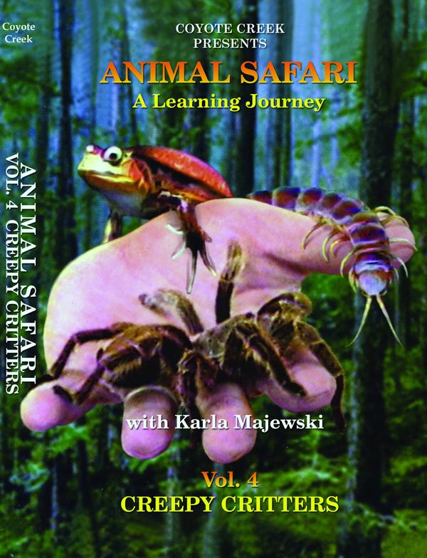 animal safari vol 4 Animal Safari Eight Volume Series