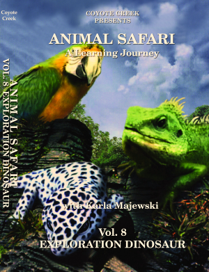 Animal Safari – Vol. 8<br/>Exploration Dinosaur