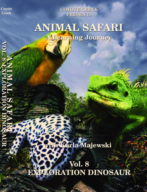 animal safari vol 8 Animal Safari - Vol. 8 Exploration Dinosaur