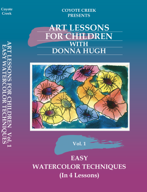 Art Lessons for Children Six Volume Series