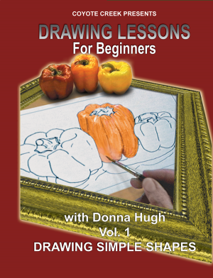 Drawing Lessons for Beginners Series (14 Lessons)