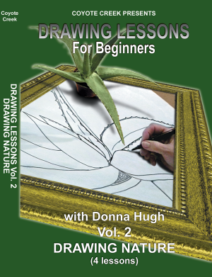 Drawing Lessons for Beginners – Vol. 2<br/>Drawing Nature