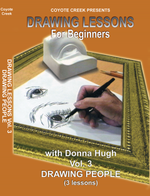 Drawing Lessons for Beginners Four Volume Series