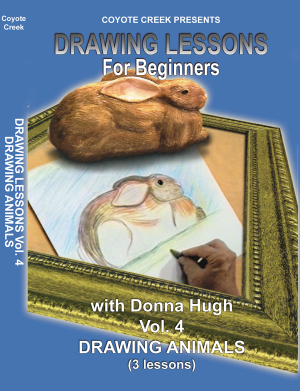 Drawing Lessons for Beginners – Vol. 4<br/>Drawing Animals